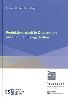 Cover Produktionsarbeit